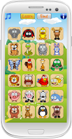 Screenshot of Toddler Animal Learn