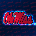 Ole Miss Rebels Live Wallpaper icon