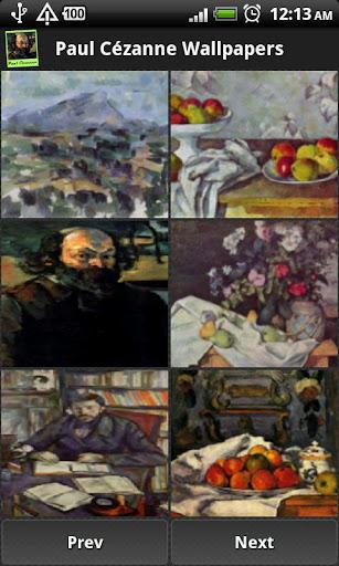 【免費媒體與影片App】Masterpieces of Paul Cézanne-APP點子