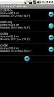 Screenshot of QTH Locator