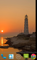 Screenshot of Lighthouses Live Wallpaper