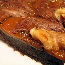 Caramel-Walnut Brownies