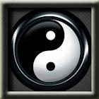 Feng Shui Yinyang BW LWP icon