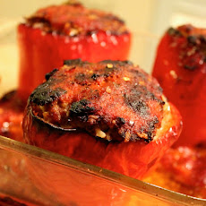 Italian-Style Stuffed Peppers