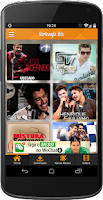 Screenshot of Sertanejo Mix
