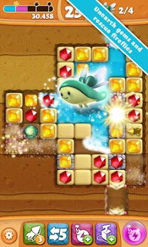 Diamond Digger Saga APK screenshot thumbnail 1