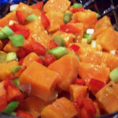 Yam (Sweet Potato) Salad