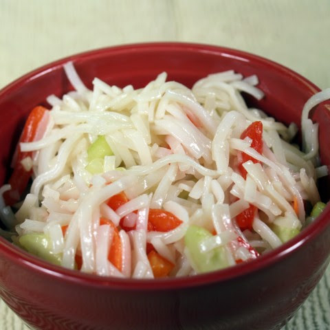 Cellophane Noodle Salad