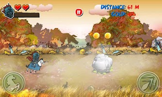 Screenshot of 3 Kingdoms Runner:Riding Hero