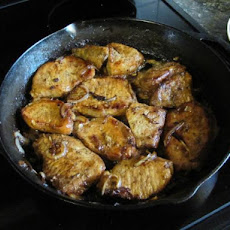 Pan Seared Pork Chops