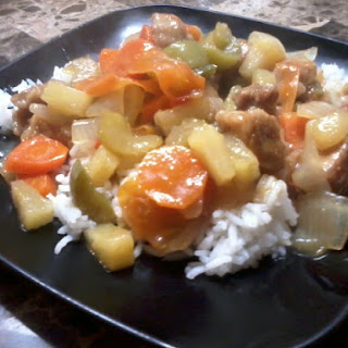 Pressure Cooker Hawaiian Pork