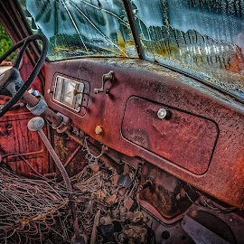 Ready for Hauling by Ron Meyers - Transportation Automobiles