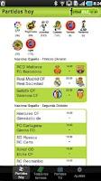 Screenshot of Futbolme Oficial