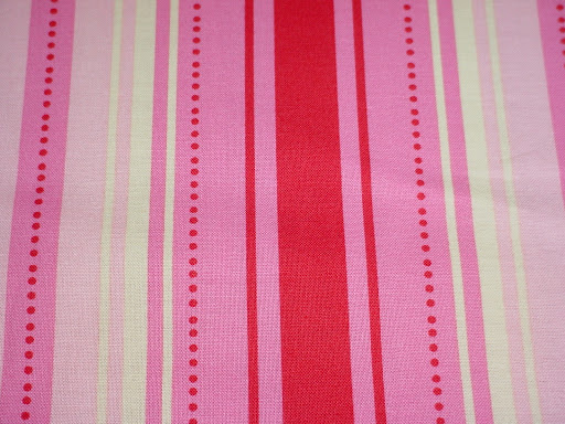 SH3513 Blush Vintage Stripe