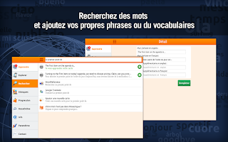 Screenshot of Apprendre l'Anglais Business