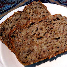 Apple Oatmeal Bread