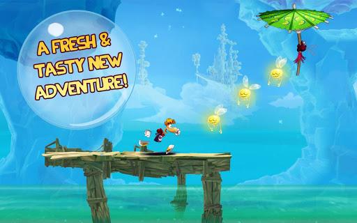 Rayman Fiesta Run - screenshot