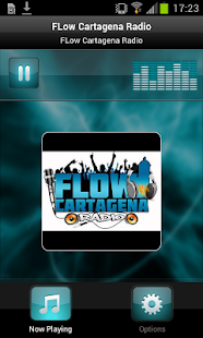 FLow Cartagena Radio - screenshot