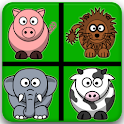 Animal Farm and Zoo Sounds icon