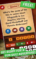 Screenshot of Quiz Quest
