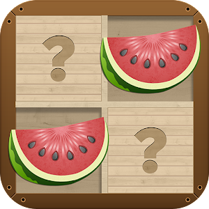Kids Game – Memory Match Food