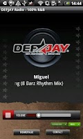 Screenshot of DEFJAY – 100% R&B