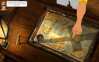 Screenshot of Broken Sword 2: Remastered