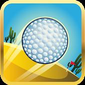 Mini golf games Cartoon Desert