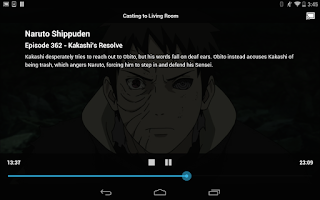 Screenshot of Crunchyroll - Anime and Drama