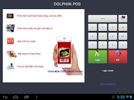 Screenshot of Restaurant Dolphin POS