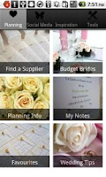 Screenshot of Book Your Wedding