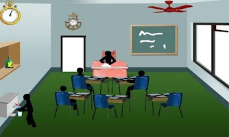Screenshot of Death Classroom - Puzzle Game