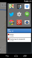 Screenshot of Action Launcher Pro