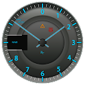 Sport Tachometer Analog Clock icon