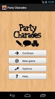 Screenshot of Party Charades (Free)