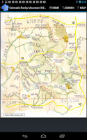 Screenshot of Colorado Rocky Mtn Wildflowers