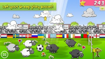 Screenshot of Clouds & Sheep Premium