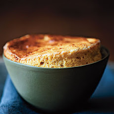 Cheese and Squash Soufflés