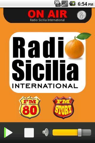 Radio Sicilia International