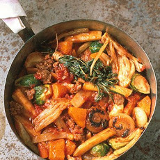 Savory Fall Stew