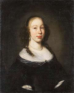 RIJKS: Nicolaes Maes: painting 1665