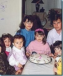 1993 13 Μαϊου γενέθλια Μαρίας