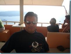 stin lemvo pros Santorini