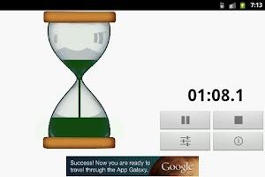 Screenshot of Hourglass