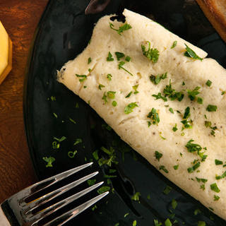 Almost Egg White Omelet