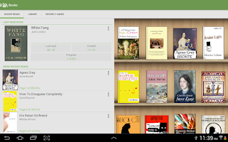 Screenshot of Aldiko Book Reader Premium