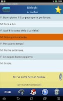 Screenshot of Impara l'Inglese parlando