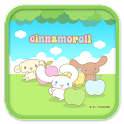 Cinnamoroll Apple Theme icon