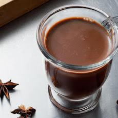 Double Anise Hot Chocolate Recipe