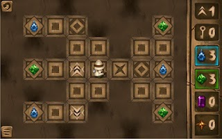 Screenshot of Inca Trails